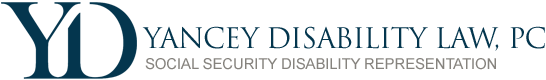 Yancey Disability Law, PC Header Logo