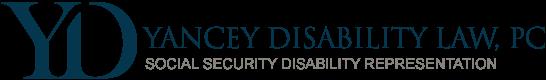 Yancey Disability Law, PC Header Logo